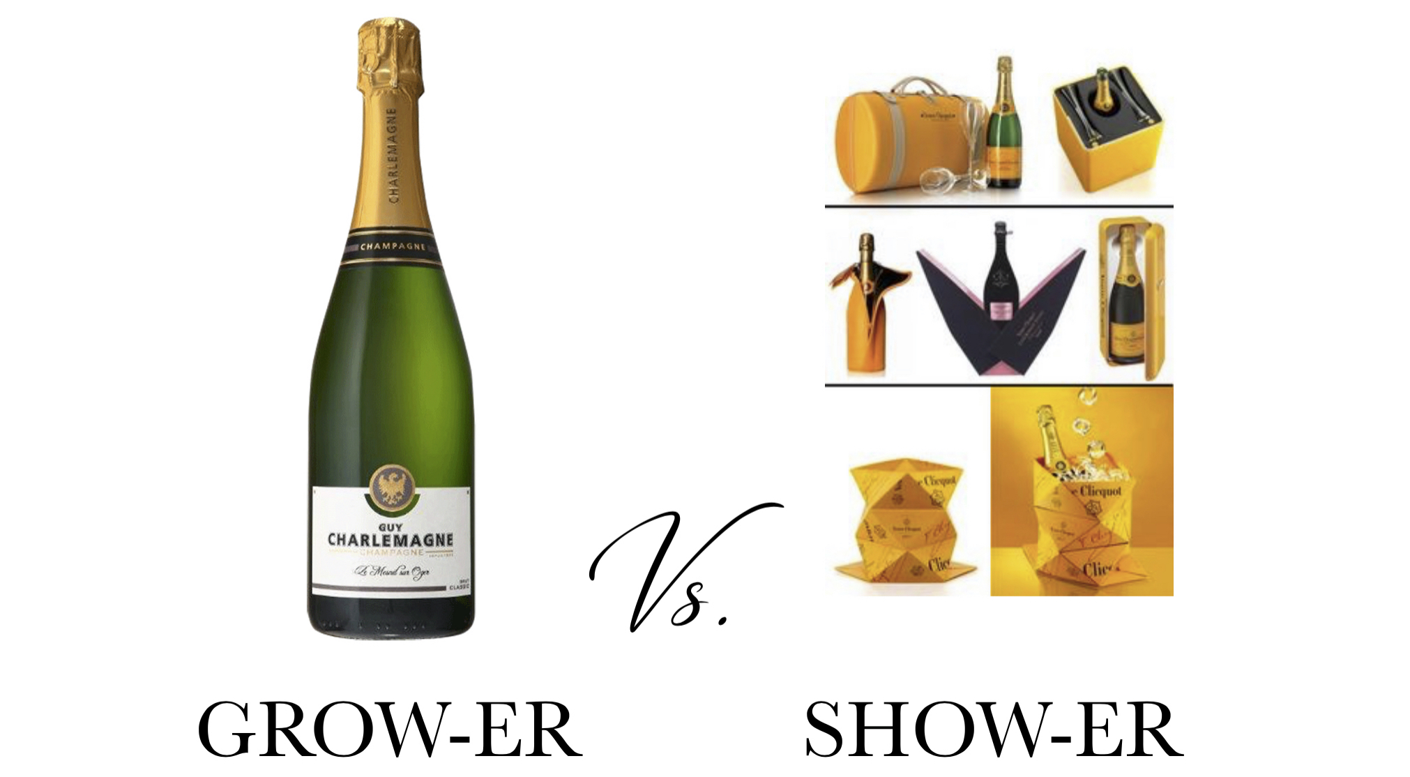 Champagne S Grow Ers And Show Ers Small Family Estates Vs